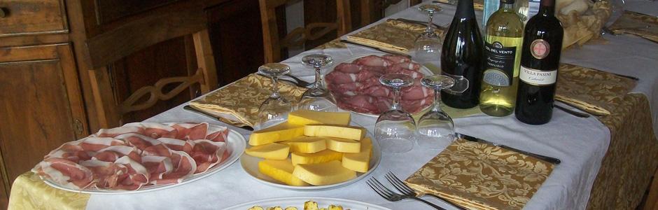 Agriturismo La Valletta — Cucina tipica veneta e vini autoprodotti