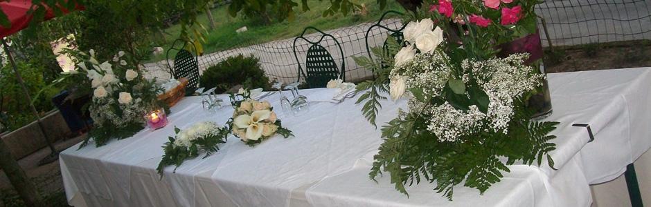 Agriturismo La Valletta — Matrimoni e feste di fidanzamento