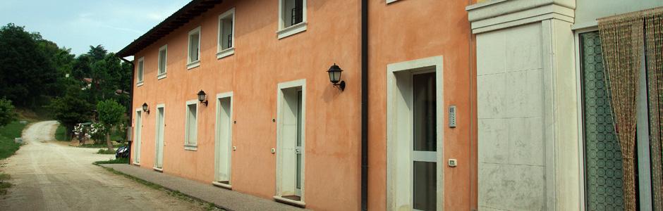 Agriturismo La Valletta — Appartamenti con ingresso indipendente